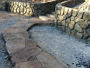 Waterfeatures and Hardscapes